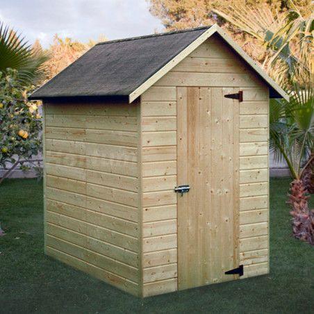 Las 5 casetas de madera más baratas del mercado 2