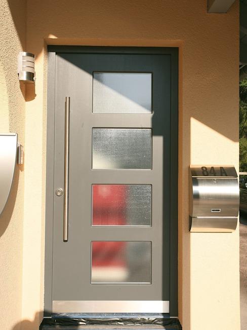 las puertas de portal modernas