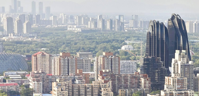 chaoyang park plaza plan: asi construye el futuro mad architects 33