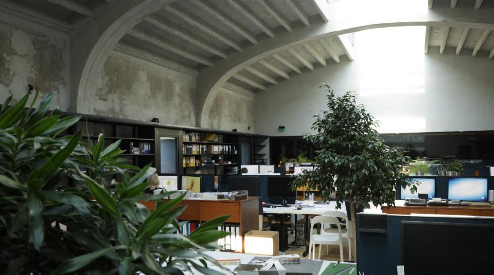 studio 3lhd architects - reforma el cine Urania de Zagreb en estudio de arquitectura 4
