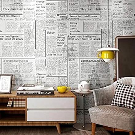 Nuevas ideas de uso del papel pintado en el hogar