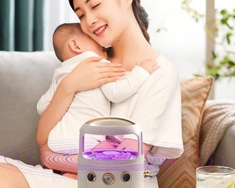 ¿La mejor lámpara antimosquitos para bebés? 27