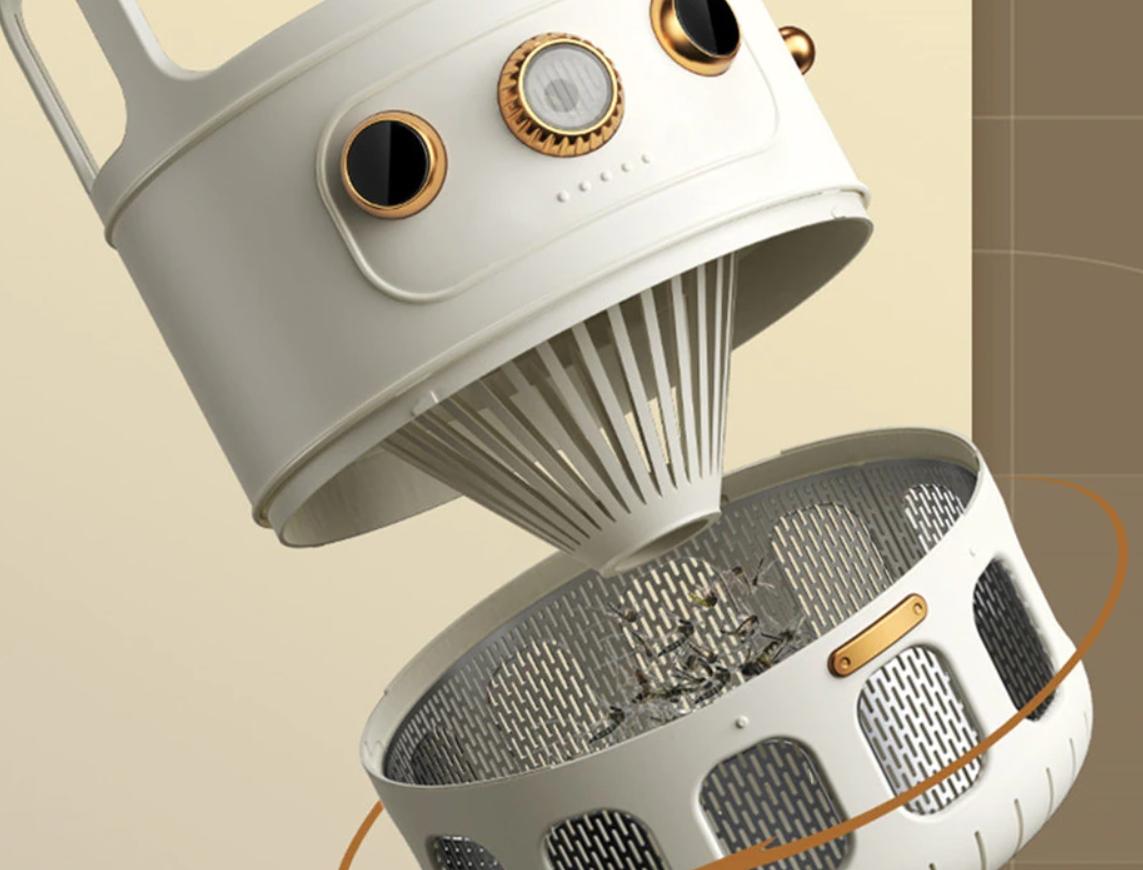 ¿La mejor lámpara antimosquitos para bebés? 3
