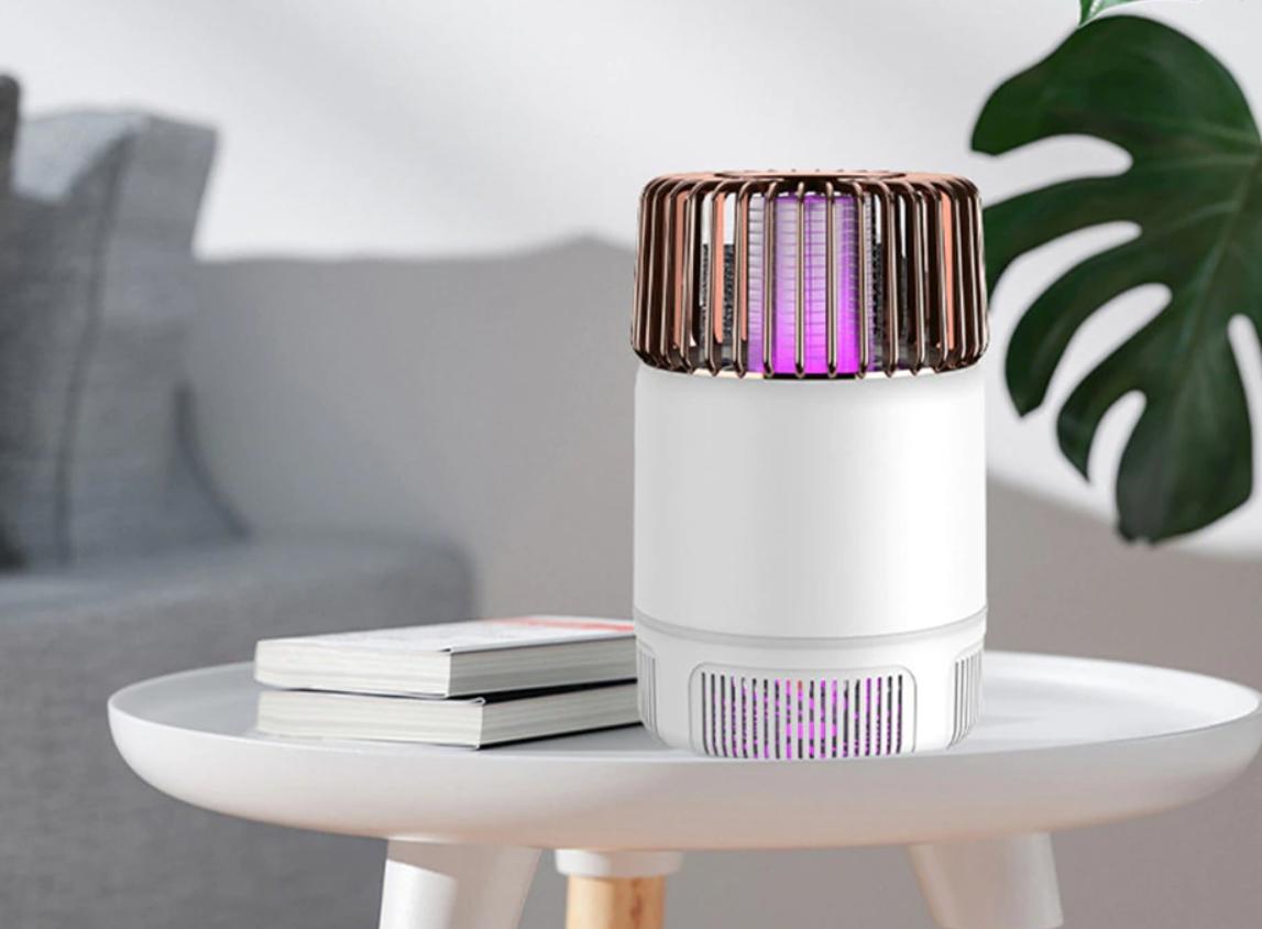 ¿La mejor lámpara antimosquitos para bebés? 2