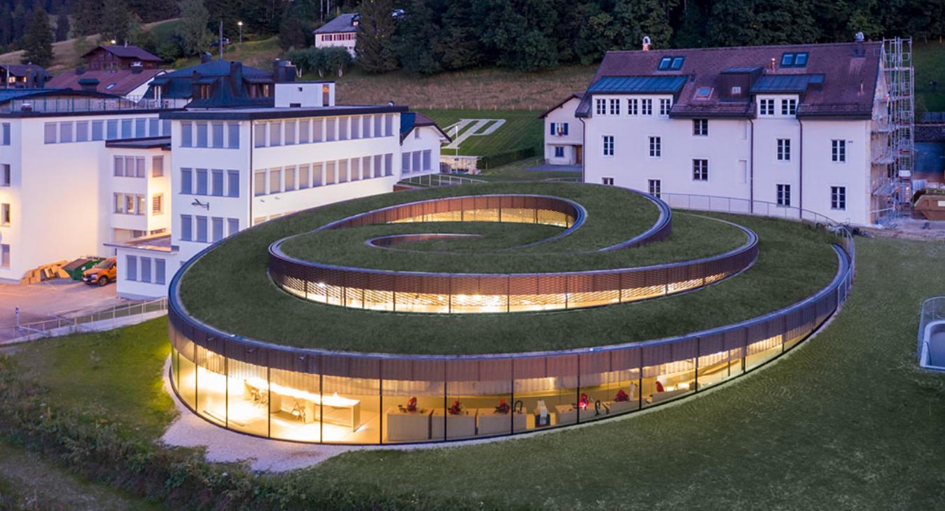 arquitectura de museos modernos: El museo en forma de espiral de BIG 56