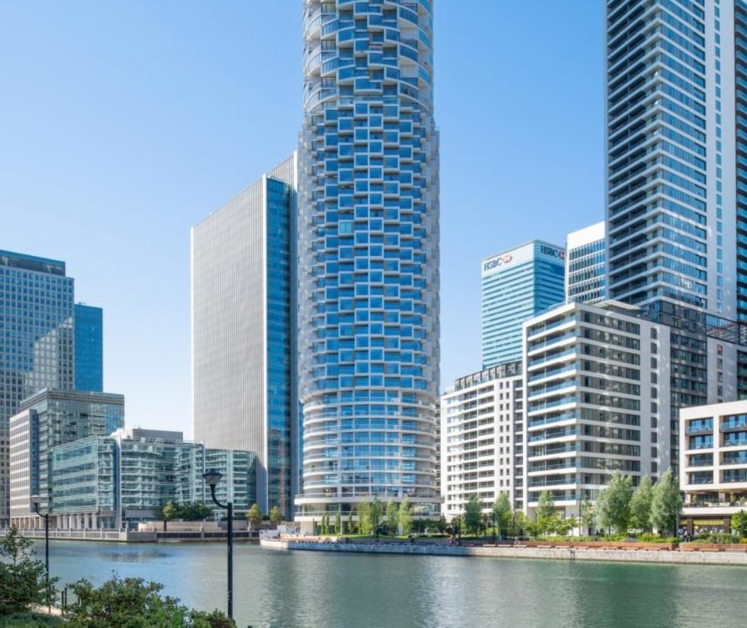 estudios de arquitectura suiza: Herzog & de Meuron completó el rascacielos residencial One Park Drive 1