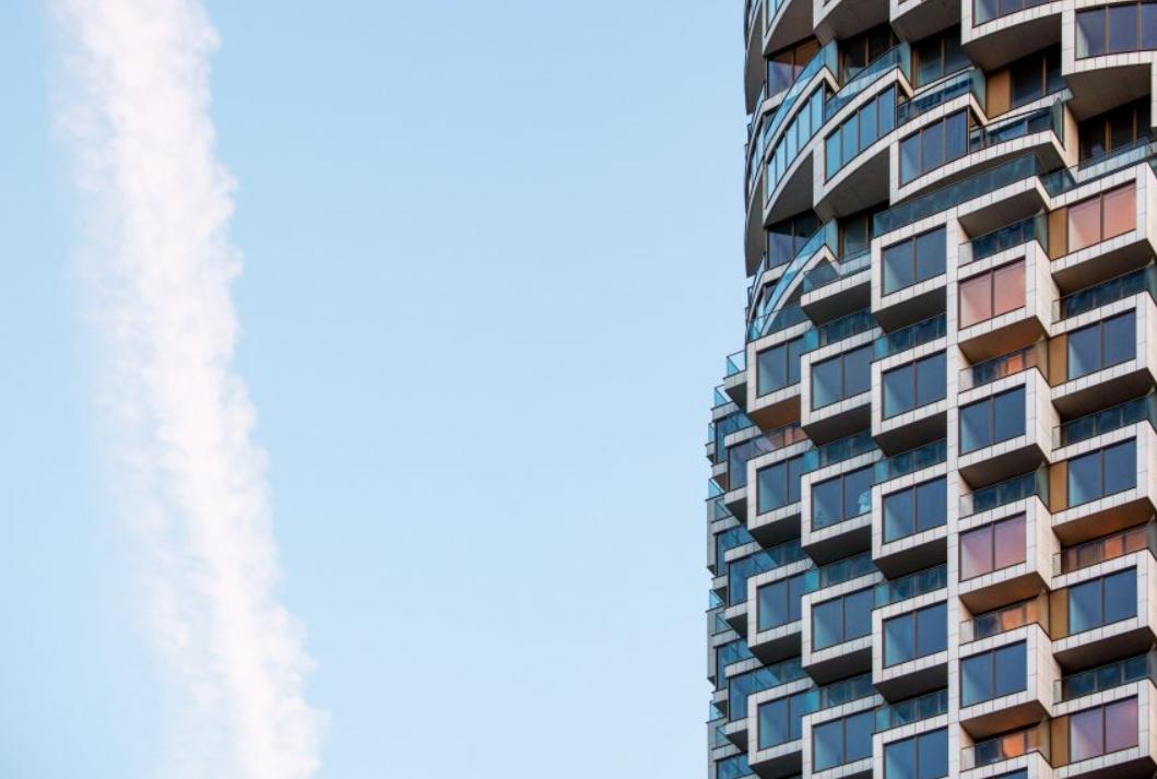 estudios de arquitectura suiza: Herzog & de Meuron completó el rascacielos residencial One Park Drive 5