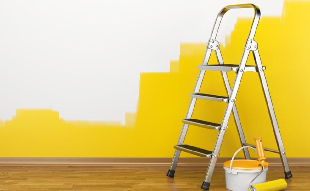 Cómo preparar la pared antes de pintar 2