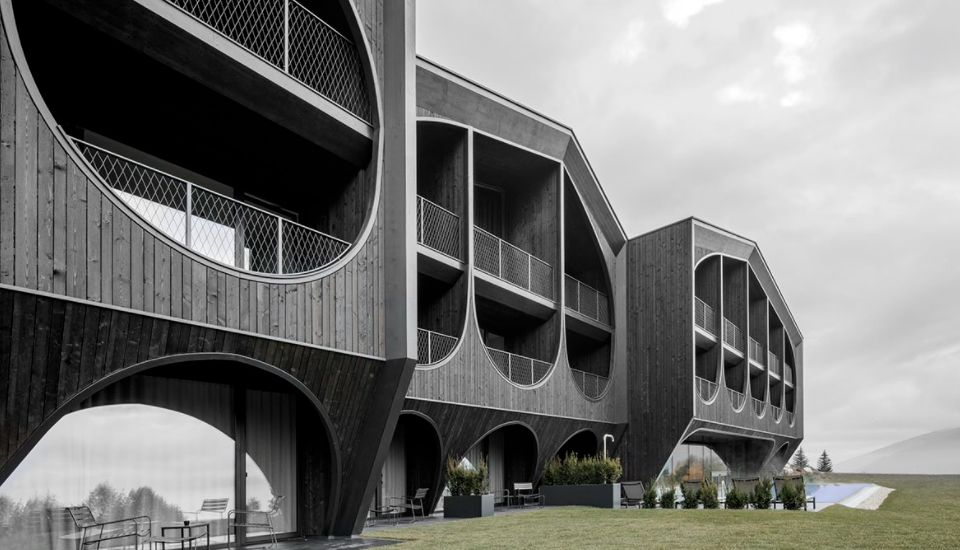 milan arquitectura moderna - hoteles arquitectura y diseño: See Peter Pichler Architecture 6