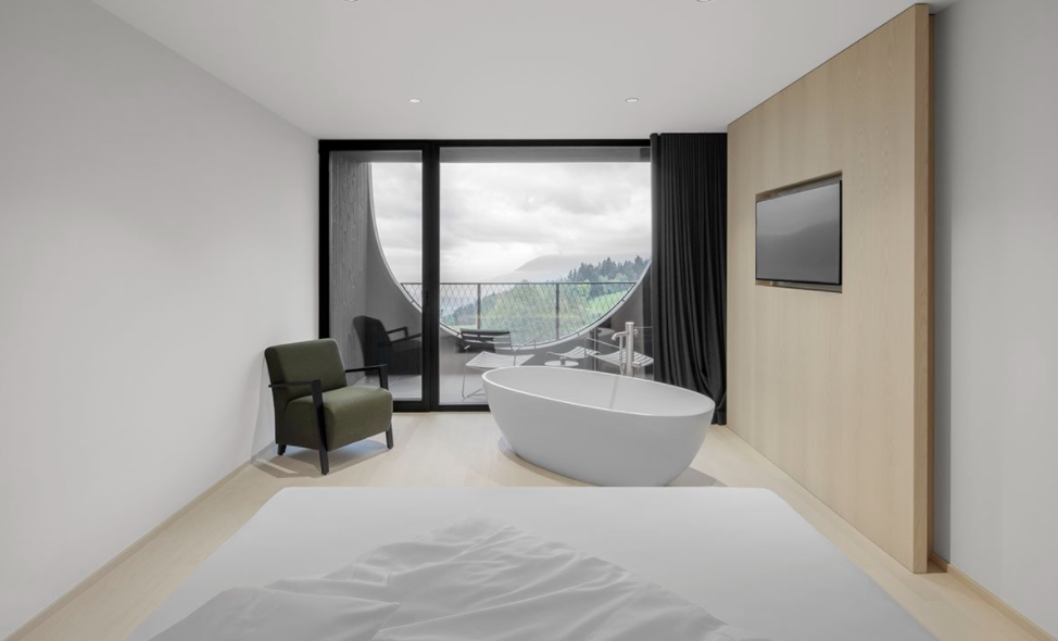milan arquitectura moderna - hoteles arquitectura y diseño: See Peter Pichler Architecture 2