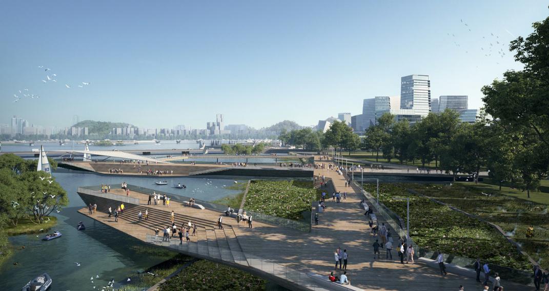 ¿cual es la ciudad mas futurista del mundo? ¿Net City, en Shenzhen? 3
