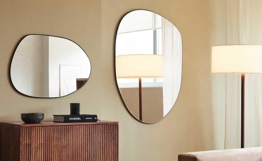 Tendencias en espejos decorativos: los espejos del futuro