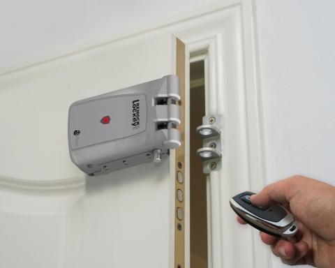 Instalación y nuevos tipos de cerraduras de seguridad 21