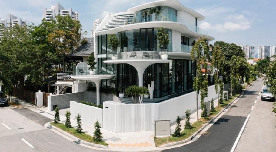 ehka studio singapore:Seaview House 8