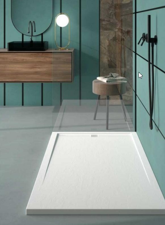 los platos de ducha para el baño del futuro 7