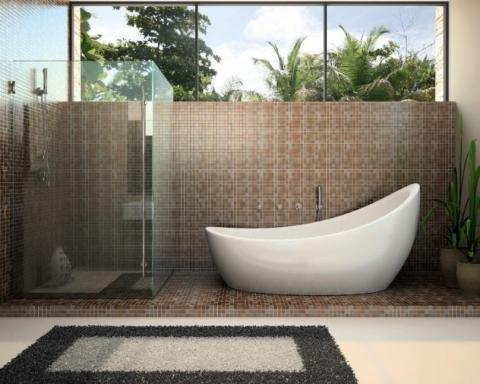 los platos de ducha para el baño del futuro 33
