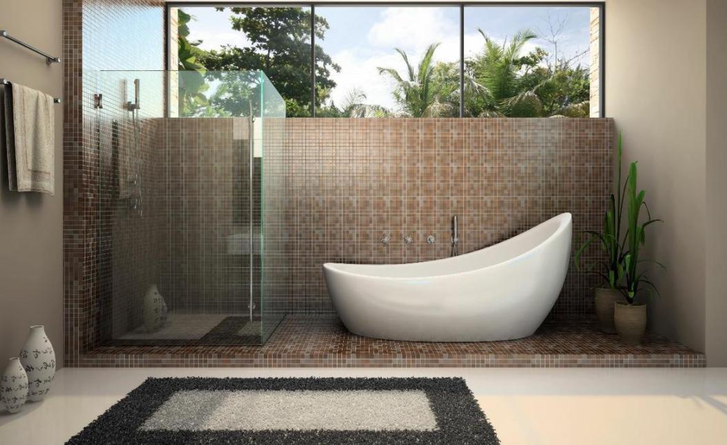 los platos de ducha para el baño del futuro 1