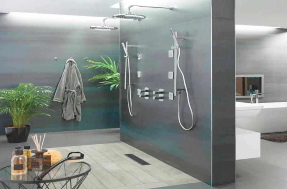 los platos de ducha para el baño del futuro 2