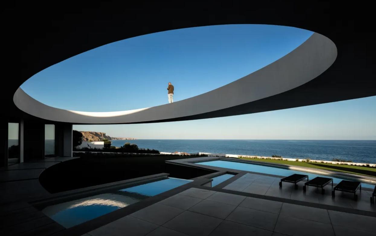 La Casa Elíptica de Mario Martins Atelier y otras... 1