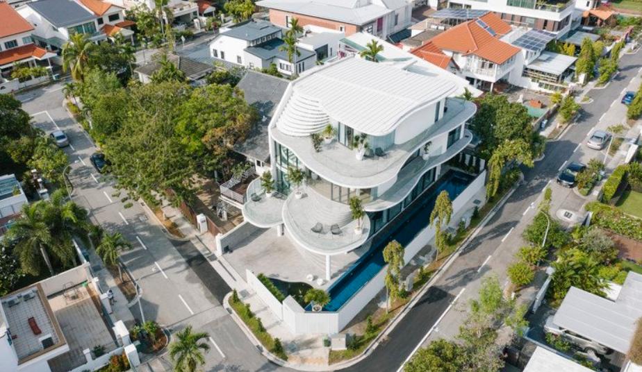 ehka studio singapore:Seaview House 7