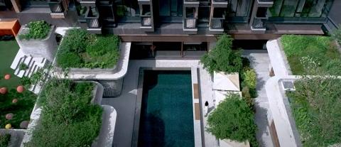 atrium house architecture reinventa la arquitectura vernácula china 7