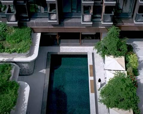 atrium house architecture reinventa la arquitectura vernácula china 33