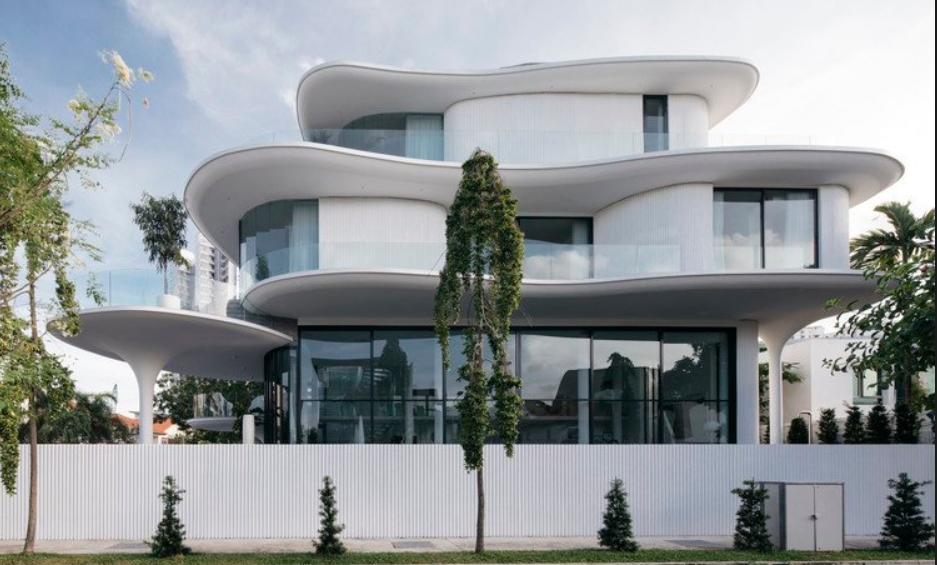 ehka studio singapore:Seaview House 6