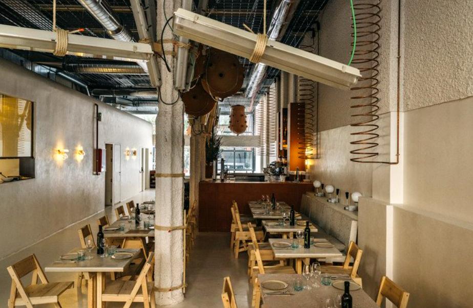estudio lucas muñoz:un espacio de restauración diseñado en 2018 5