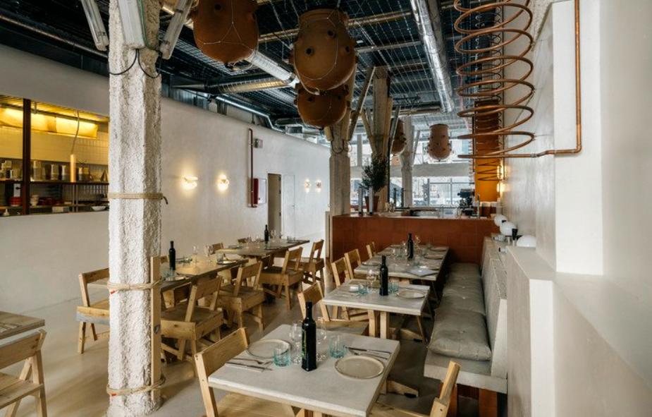 estudio lucas muñoz:un espacio de restauración diseñado en 2018 16