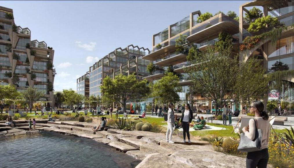 ¿Cómo sería una ciudad utópica? el proyecto Telosa, de Marc Lore 5