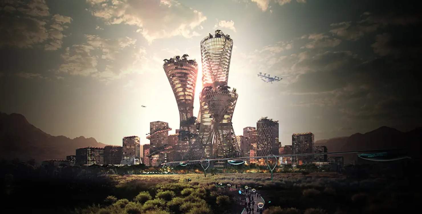 ¿Cómo sería una ciudad utópica? el proyecto Telosa, de Marc Lore 4