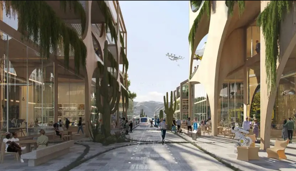 ¿Cómo sería una ciudad utópica? el proyecto Telosa, de Marc Lore 2