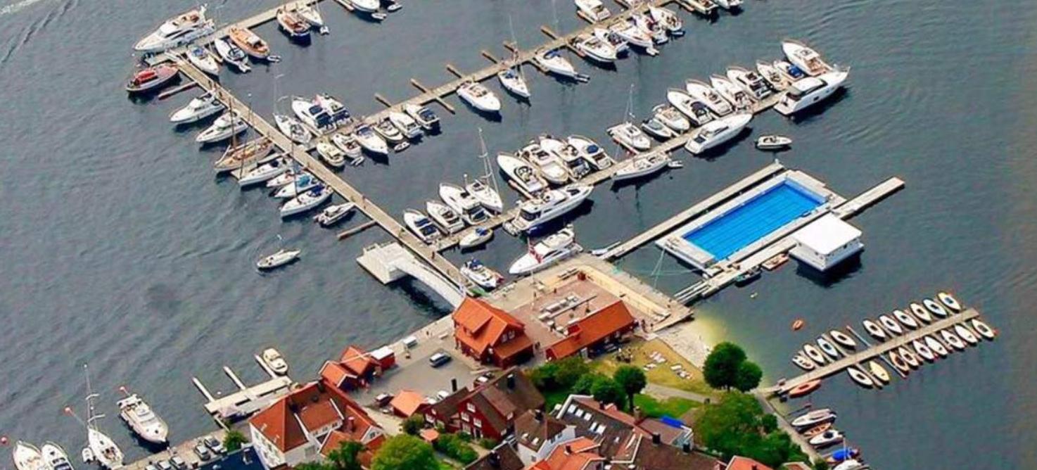 las piscinas más bonitas del mundo, las del puerto de Arendal en Noruega 9