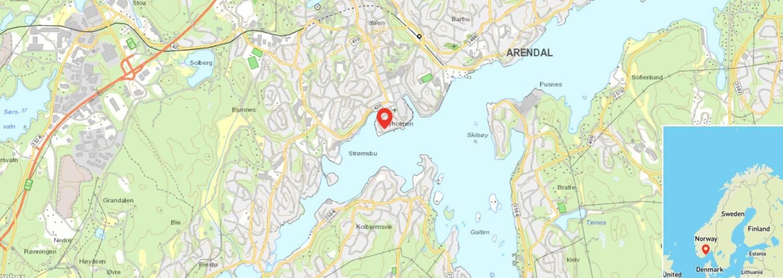 las piscinas más bonitas del mundo, las del puerto de Arendal en Noruega 8