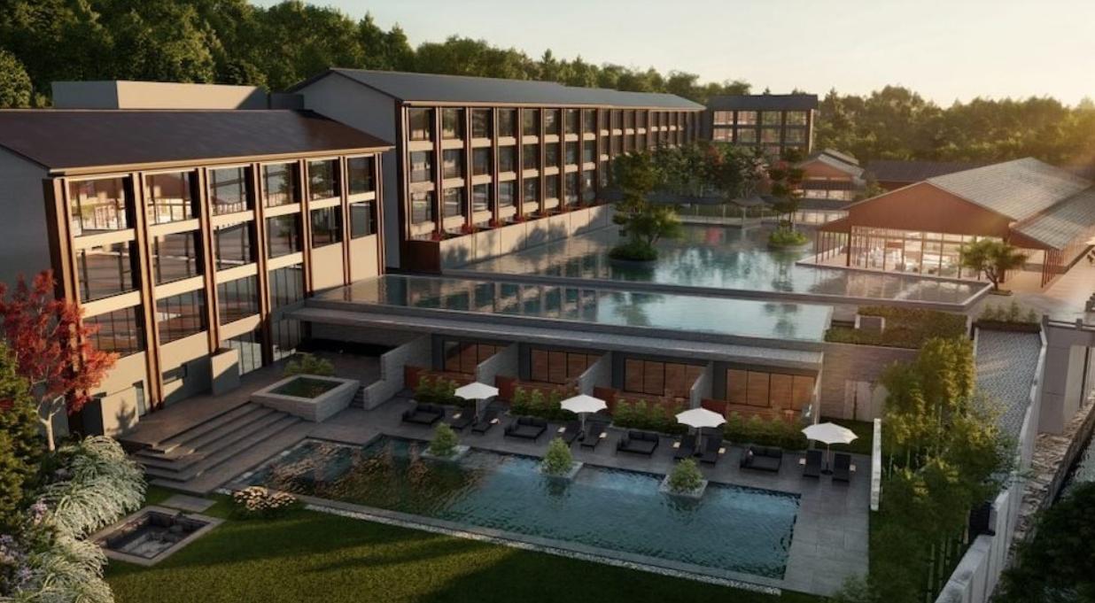 El hotel del futuro no es lo que crees: Arquitectura y nuevas tendencias de hoteles 1