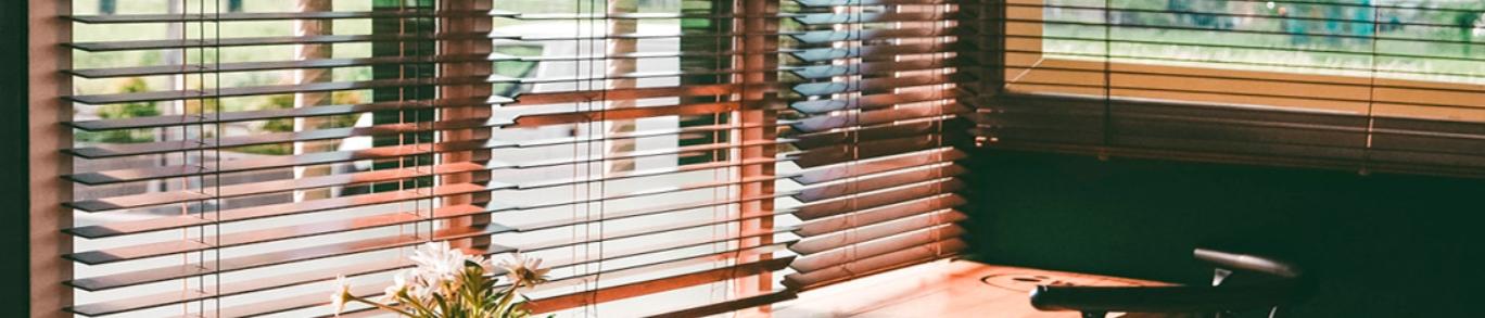 Cómo elegir persianas venecianas para tu estancia
