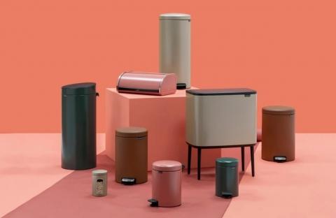 Brabantia: reciclar y diseñar tu hogar 2