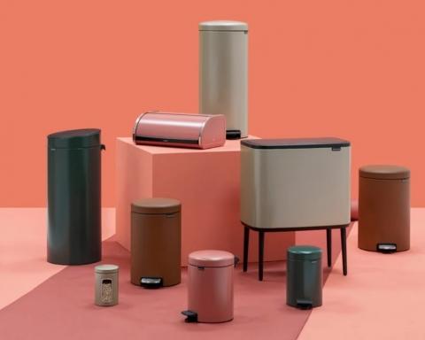 Brabantia: reciclar y diseñar tu hogar 14