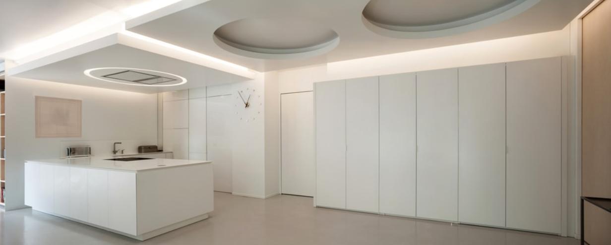 Conseguir el máximo aprovechamiento de espacios con armarios a medida 1