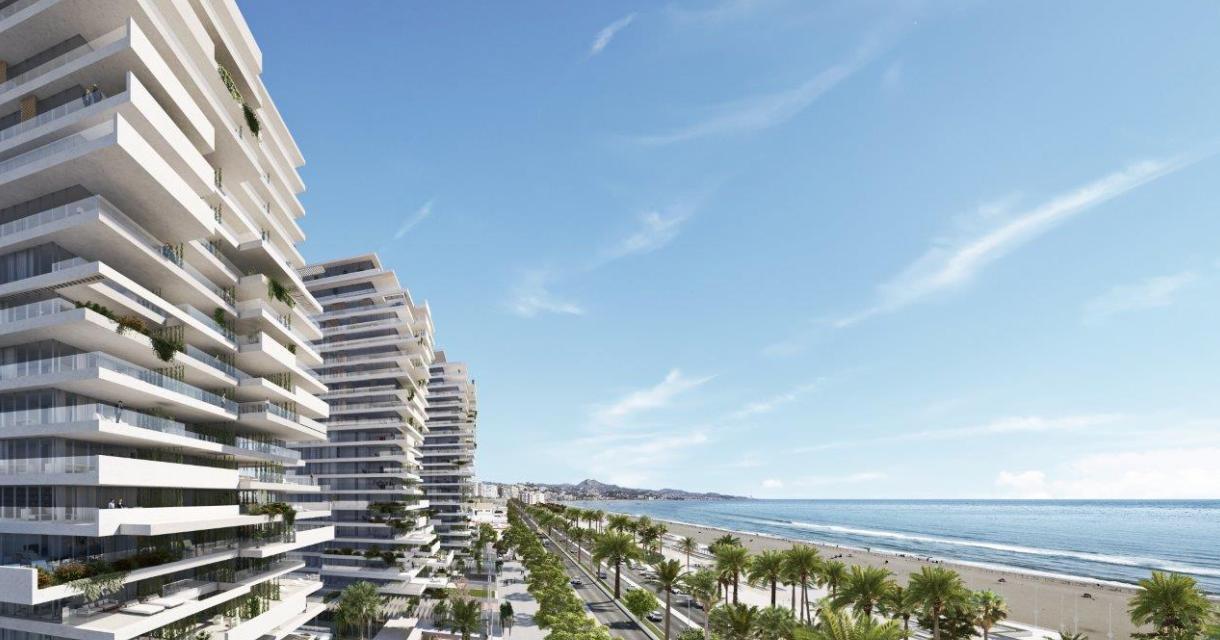 apartamentos en venta en málaga playa 1