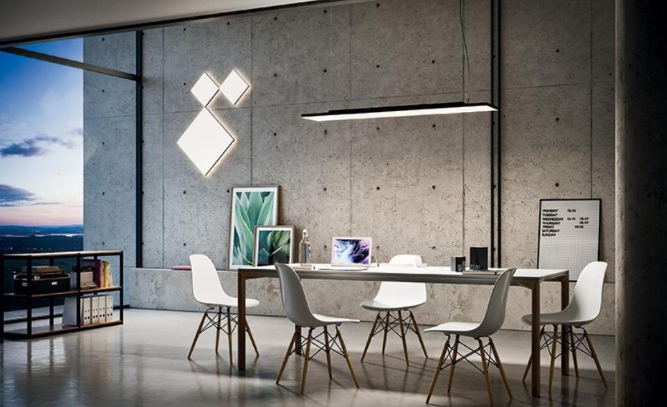 zumtobel iluminacion: light fields III es de lo mejor de la iluminación interior 1