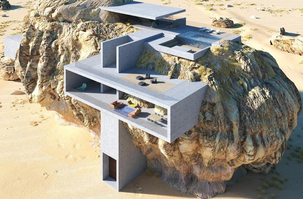algunos diseños de hormigón de lo más futurista 8