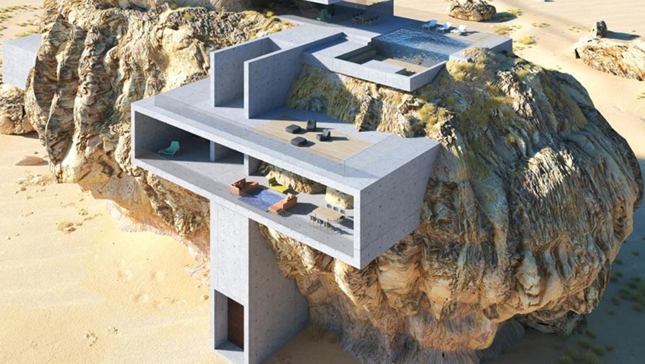 algunos diseños de hormigón de lo más futurista 20