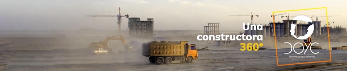 empresas constructoras españolas: DOYC - Desarrollo de Obras y Contratas 1