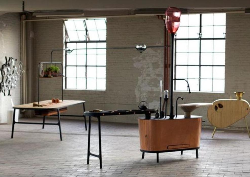 el futuro de las reformas: Estilo y muebles retro futuristas 2