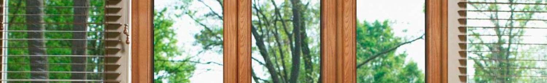 carpintería de aluminio imitación madera 2