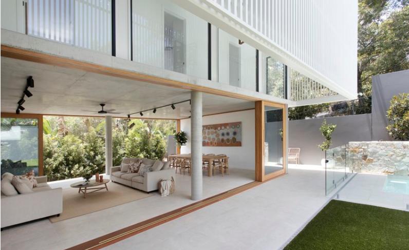 la increíble casa familiar de alexandra buchanan architecture 2