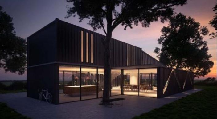 Las casas con contenedores, la tendencia de futuro en España 3