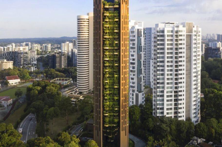 Heatherwick Studio: EDEN, un edificio de pisos lleno de naturaleza 4