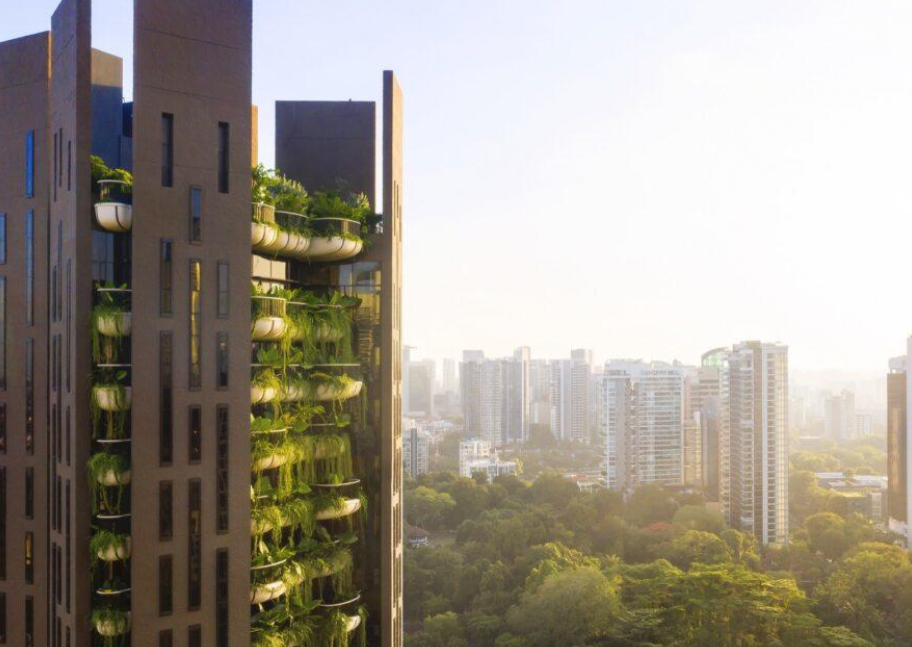 Heatherwick Studio: EDEN, un edificio de pisos lleno de naturaleza 26